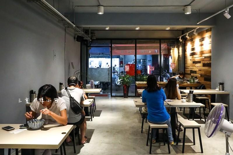 徐匯中學站美食,老灶牛肉麵館 @陳小可的吃喝玩樂