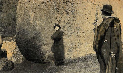 Suzanne Grandais in Lorena (1918)