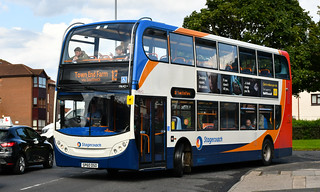 Stagecoach North East: 19642 / SP60DSO