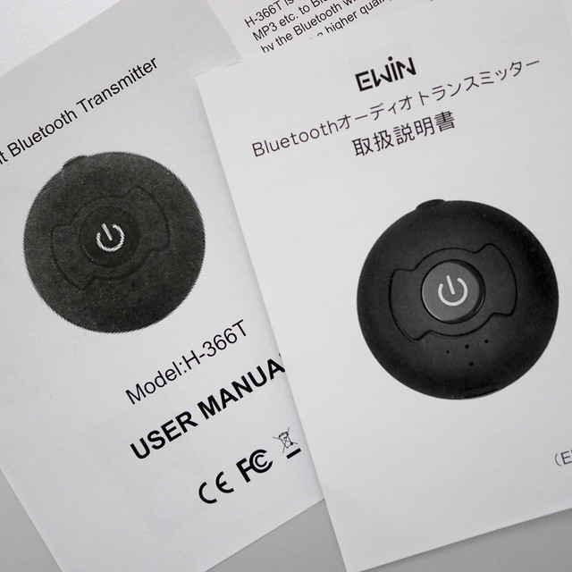 Bluetooth トランスミッター WIRELESS 2-in-1