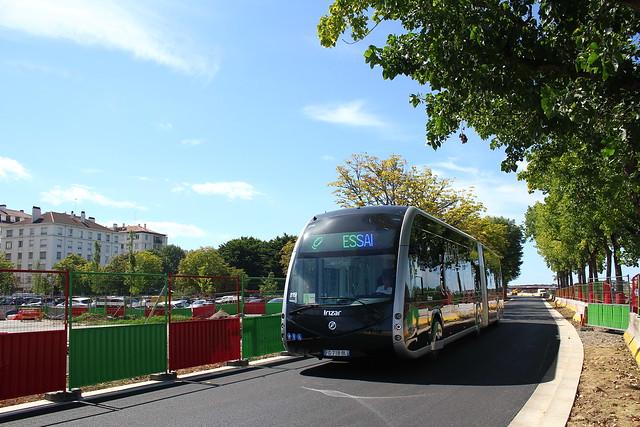 Irizar ie tram 18 - Chronoplus - 819