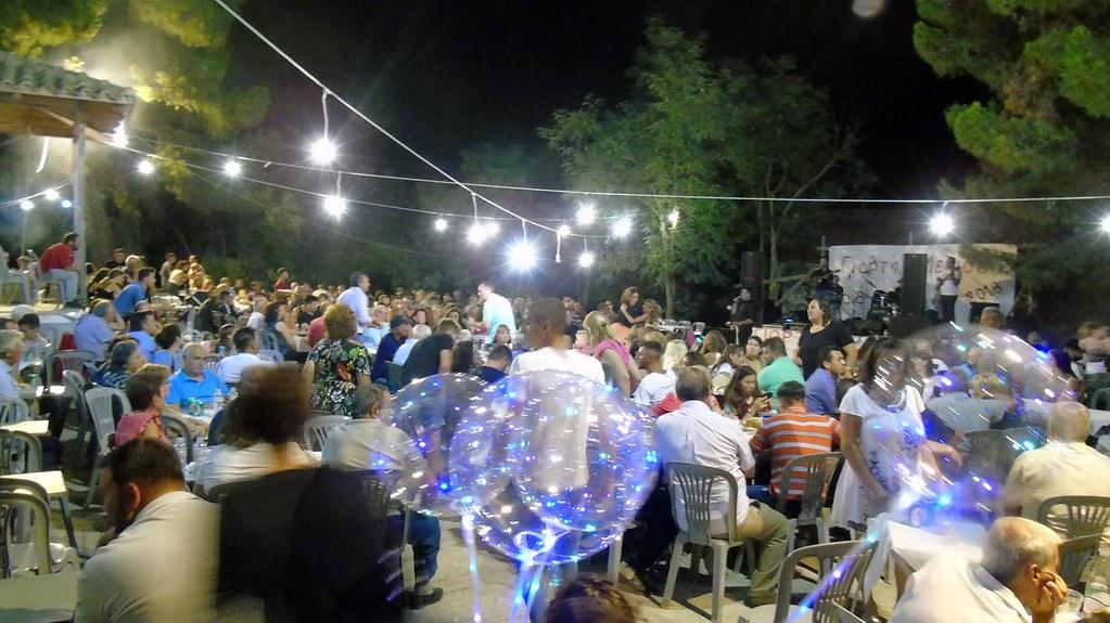 Γιορτή μελιού στο Δράγανο Λευκάδας (2019)