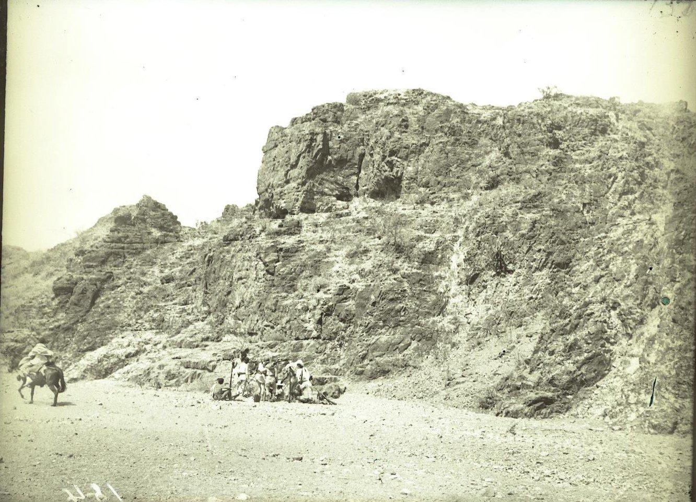134. В сомалийской пустыне. Алиаде