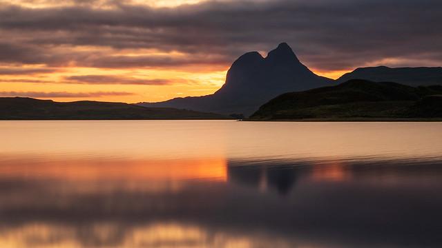 Suilven Sunset
