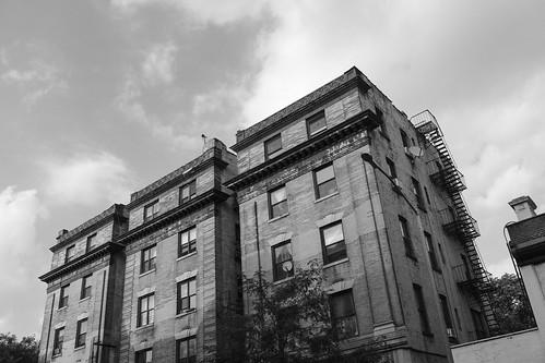 New Law Tenement Building in Brooklyn