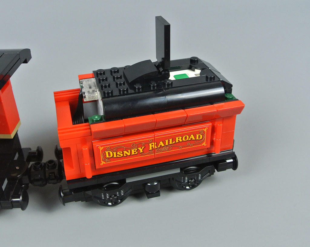 LEGO Disney 71044 Disney Train and Station review | Brickset