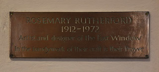 Rosemary Rutherford 1912-1972 artist and designer