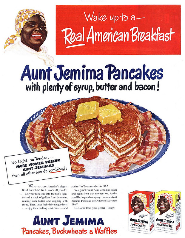 Aunt Jemima 1950
