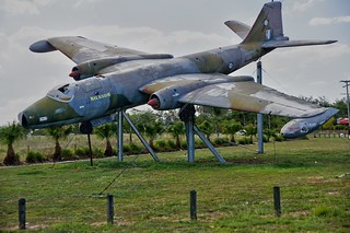 Aircraft: English Electric Canberra B.20
