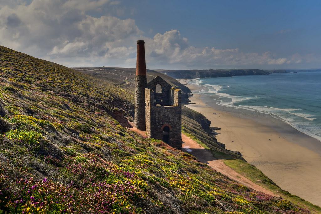 Cornish Coast colours (Explored)