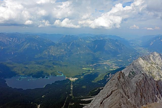 2019-07-20 Zugspitze, Eibsee 016