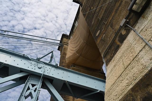 Roebling Bridge Repair