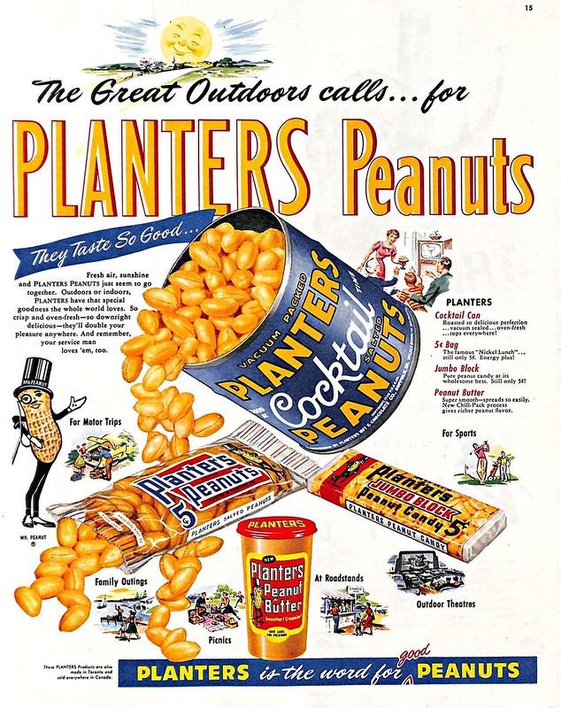 Planters 1955
