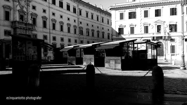 Agosto Romano / August in Rome