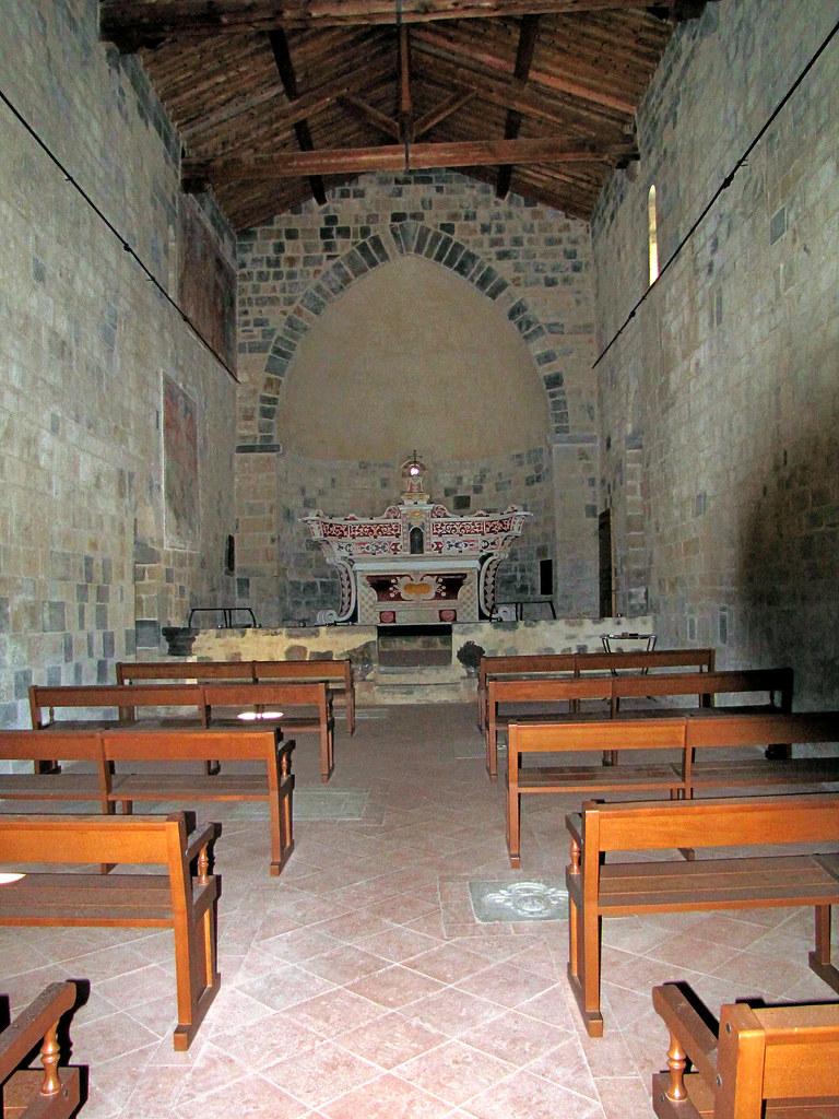 Interieure Église de la Trinité