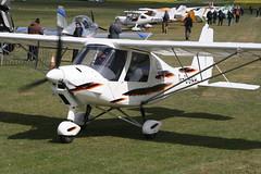 G-CJAP Ikarus Comco C-42 [1003-7095] Popham 050519