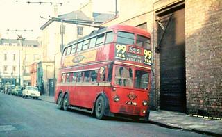 London Transport FXH388