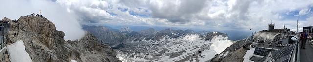 2019-07-20 Zugspitze, Eibsee 033b