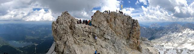 2019-07-20 Zugspitze, Eibsee 033a
