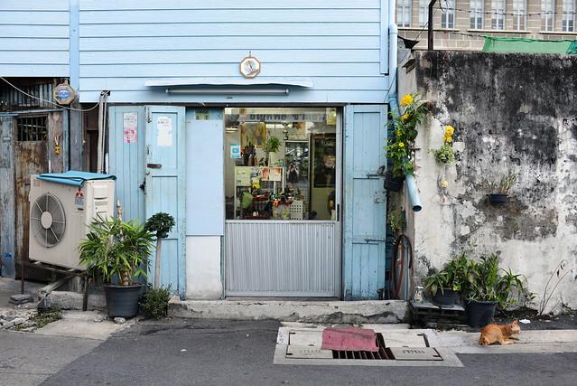 A local salon
