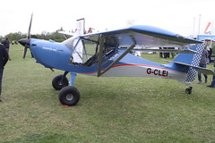 G-CLEI Aeropro Eurofox 2K [55719] Popham 050519