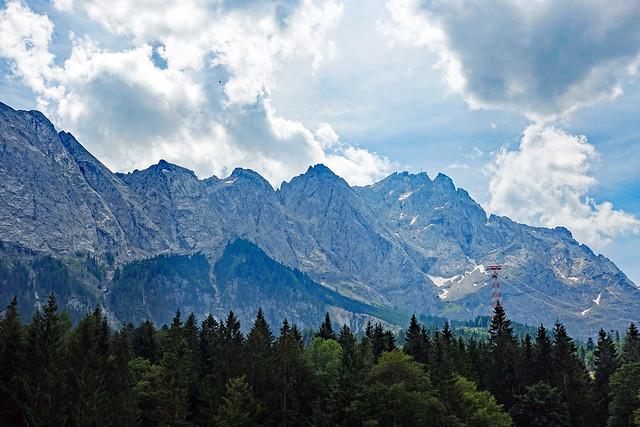 2019-07-20 Zugspitze, Eibsee 001