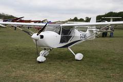 G-CIMS Aeropro Eurofox [BMAA HB 658] Popham 050519