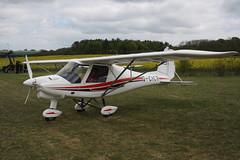 G-CICF Ikarus Comco C-42 [1305-7260] Popham 050519
