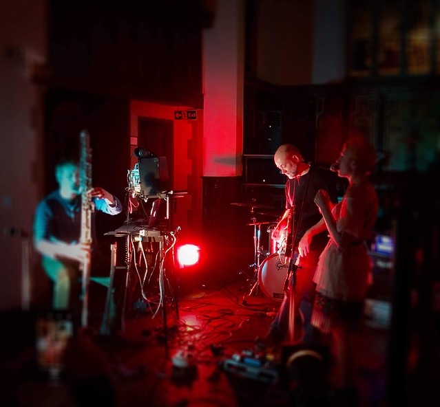 Darkroom at Blacking Out With.. Champion Version