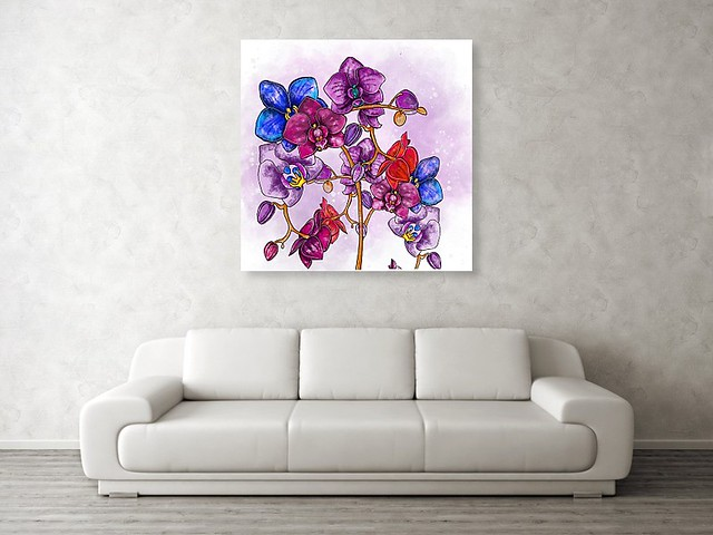 colorful-orchids-patricia-piotrak