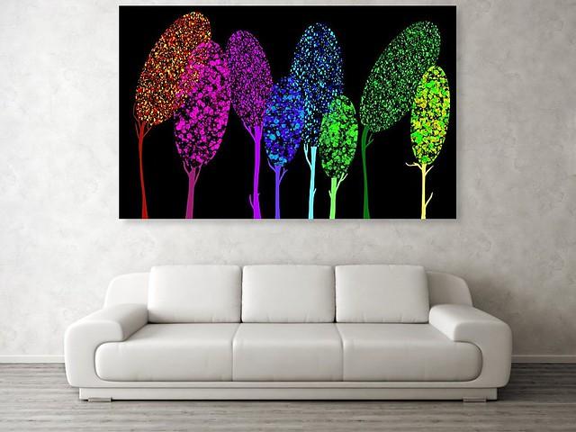 rainbow-trees-at-night-patricia-piotrak