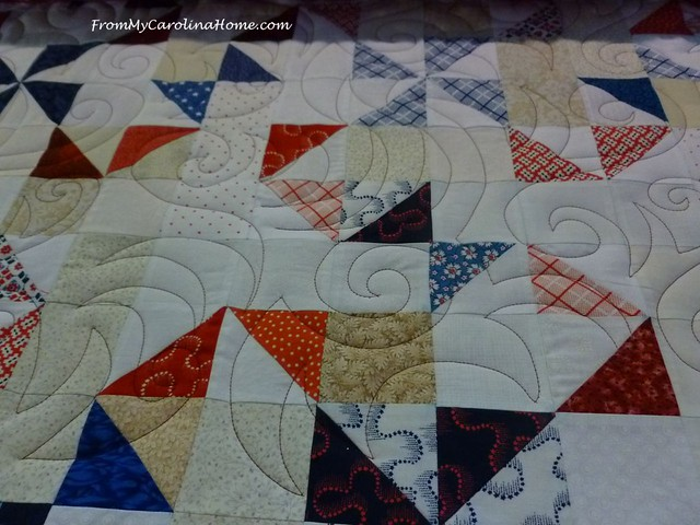 Quilt Problems at FromMyCarolinaHome.com