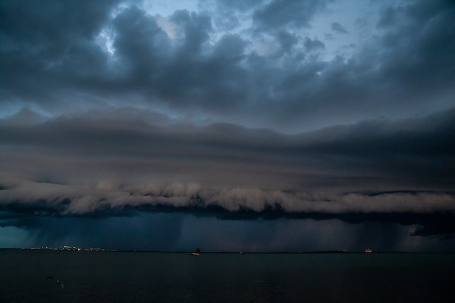 Massive Shelfcloud