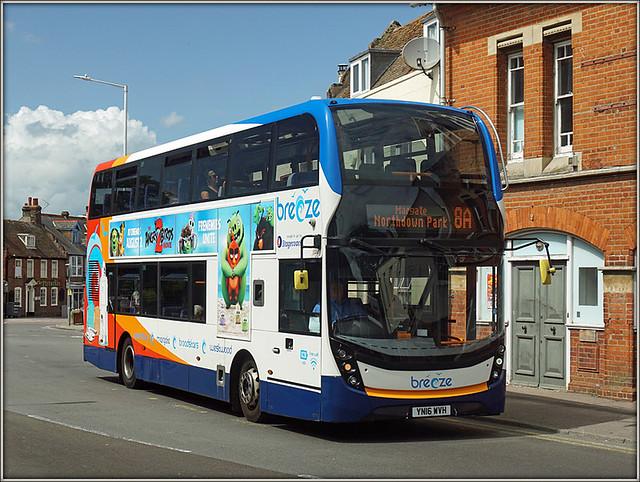 Stagecoach 15268, Birchington