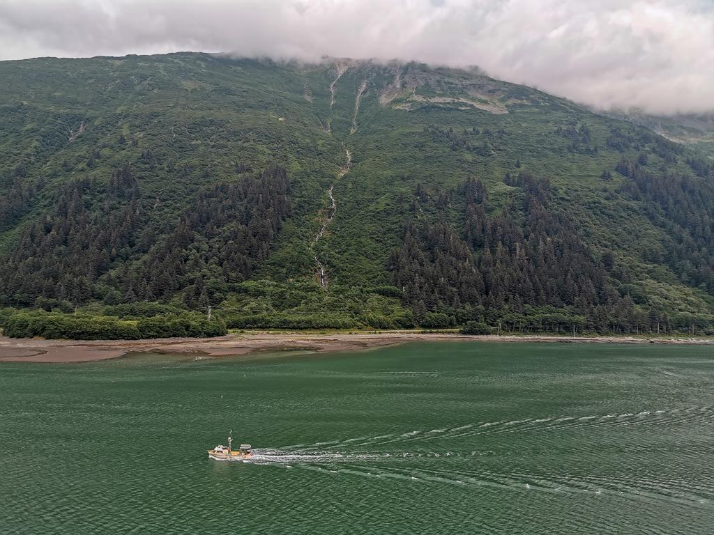 Alaskan risteily kokemuksia