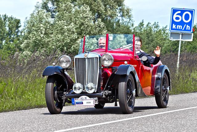 MG VA Tourer Special 1939 (3814)