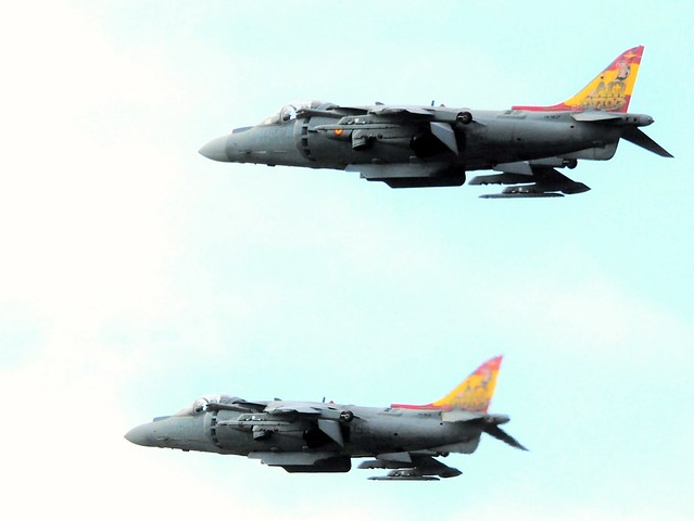 SPANISH AIRFORCE  AV88 HARRIER 11