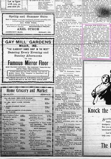 2019-08-11. Yager, Gazette, 8-24-1923