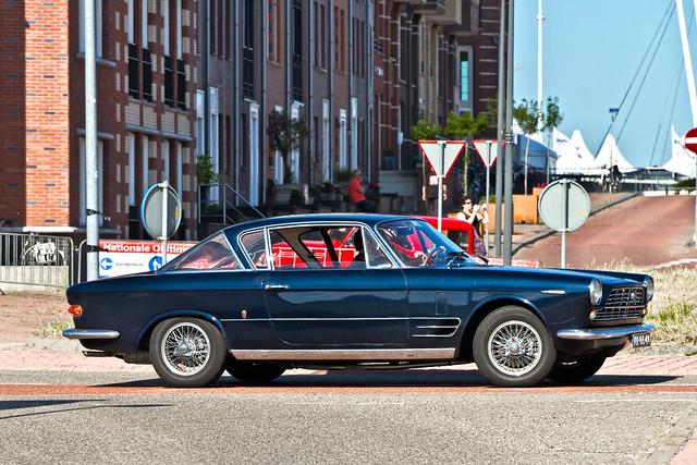 FIAT 2300S Coupé 1966 (3676)