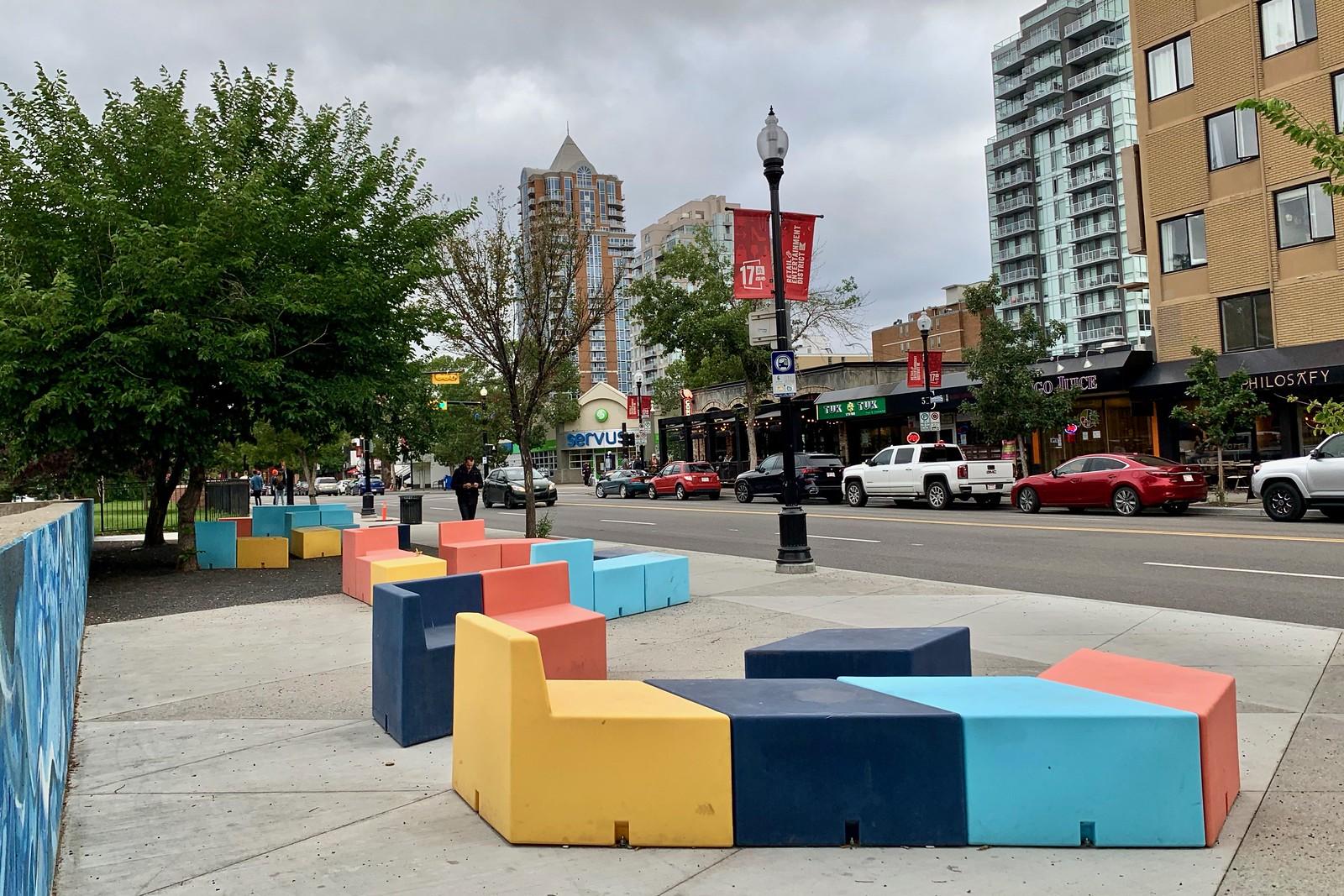Please have a seat, Calgary, Alberta, Canada