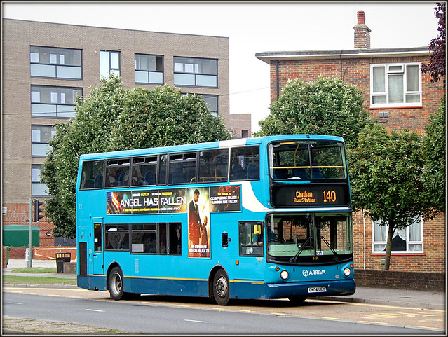 Arriva Southern Counties 6431