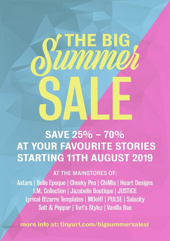 The big summer sale - TeleportHub.com Live!