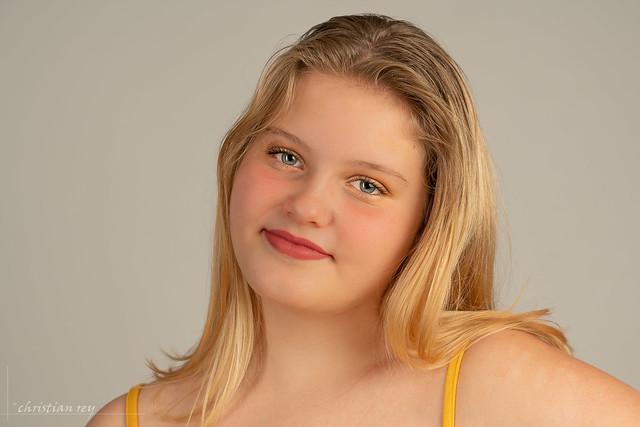 Portrait d'Eloïse