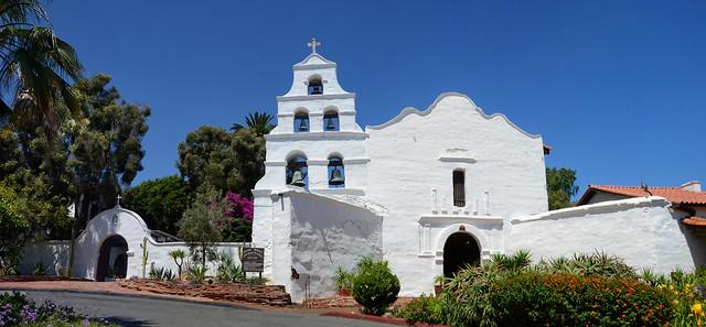 Mission San Diego de Alcalá, San Diego California