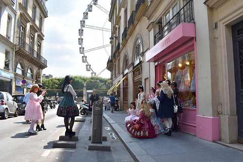 Angelic Pretty Paris Side