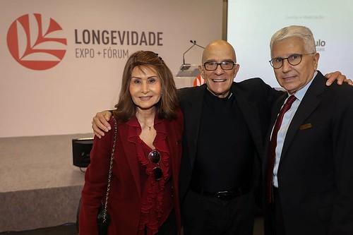 Lançamento Longevidade Expo + Fórum | Dia 09 de Abril