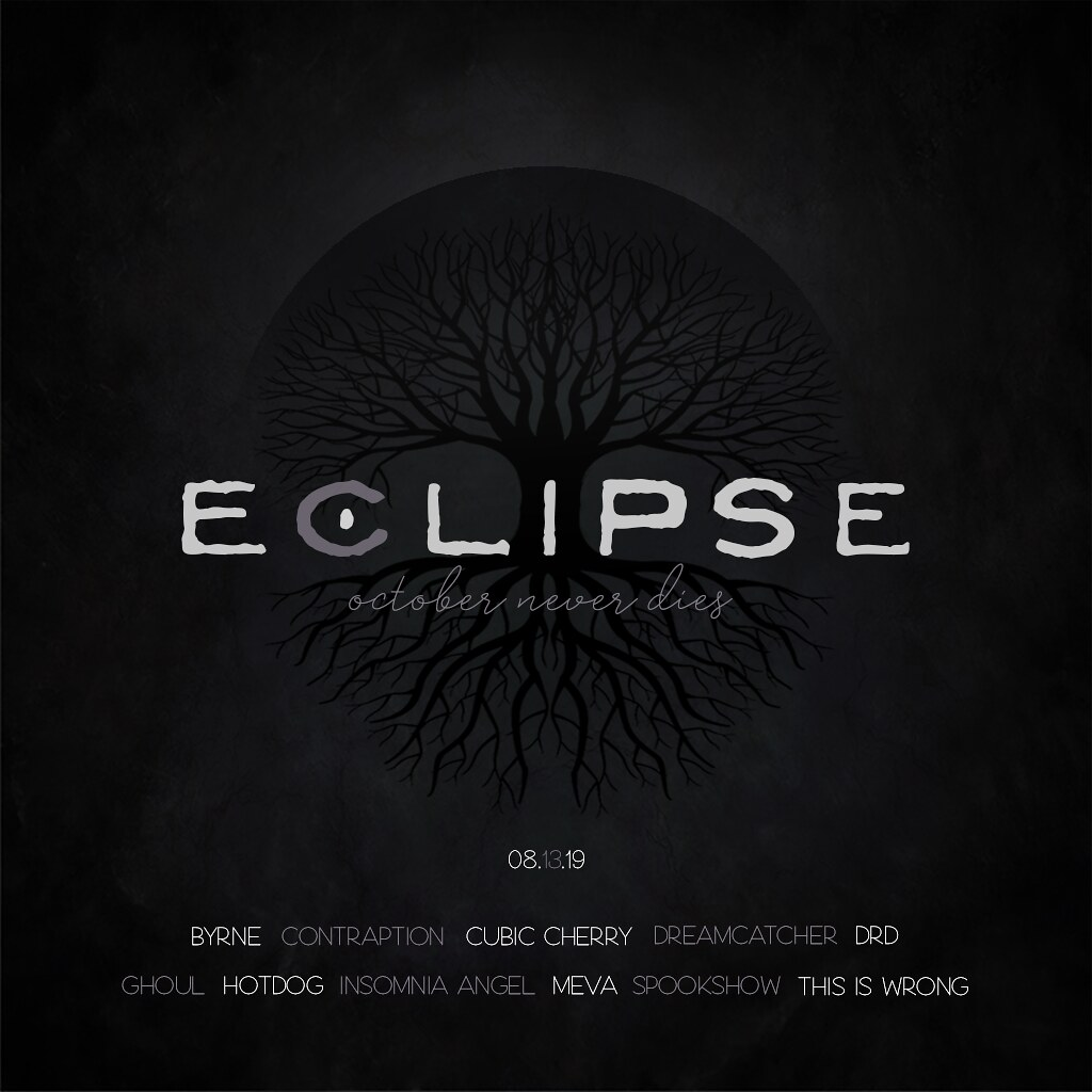 ECLIPSE August Lineup 2019