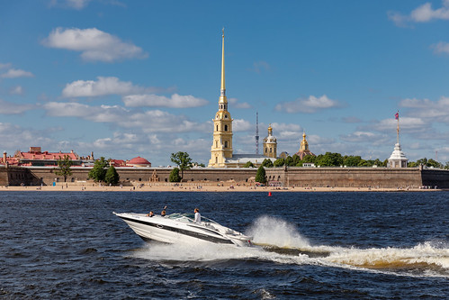 Navy Day, Saint Petersburg, Russia | by Ninara