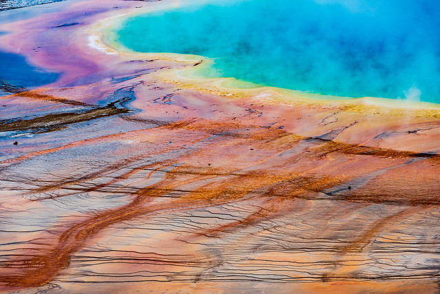 Grand Prismatic - Yellowstone, 2019