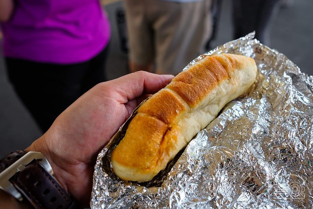 Sher Yip - pepperoni roll cookoff
